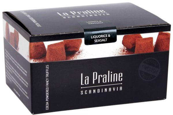 La Praline Lakritz mit Meersalz
