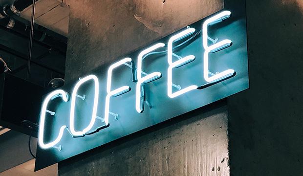 Kaffeeshop Übersicht
