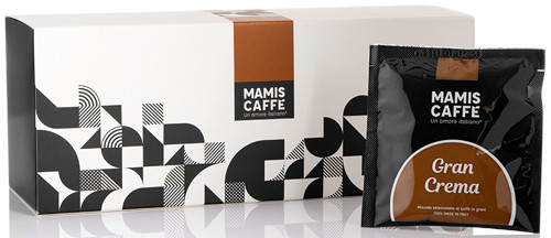 Mamis Caffe Espresso ESE Pad | Gran Crema