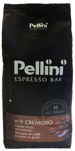 Pellini Kaffee Cremoso | Perfekt für Vollautomaten