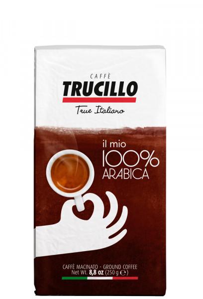 Trucillo Caffe Espresso Arabica gemahlen