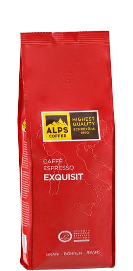 Alps Coffee Espresso Exquisit von Schreyögg