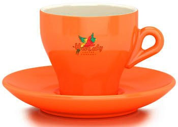 HARDY Cappuccinotasse Orange