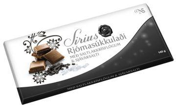 Noi Sirius Schokolade mit Salzlakritz