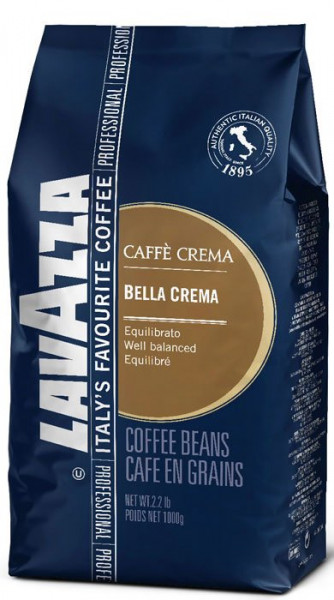Lavazza Bar Bella Crema Kaffee   Perfekt für Vollautomaten