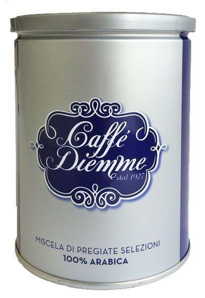 Diemme Super Blu Espresso gemahlen 250g