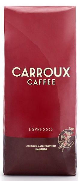 Carroux Espresso Kaffee Bohnen 1kg
