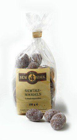 Caffé New York Gewürz-Mandeln, 150 g