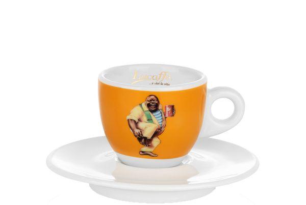 Lucaffe Espressotasse gelb