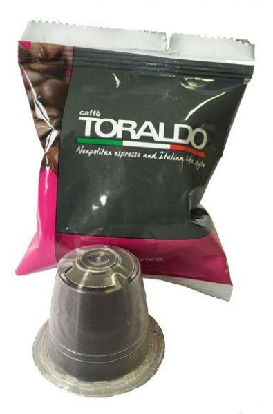 25 Toraldo Classica Nespresso®* kompatible Kapseln