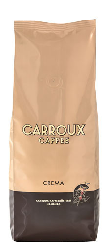 Carroux Kaffee Crema 500g