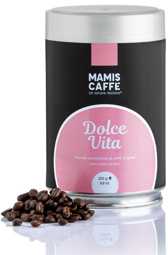 Mamis Caffè Dolce Vita 250g Bohnen