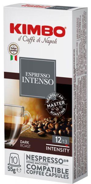 Kimbo Intenso Nespresso®*-kompatible Kapseln