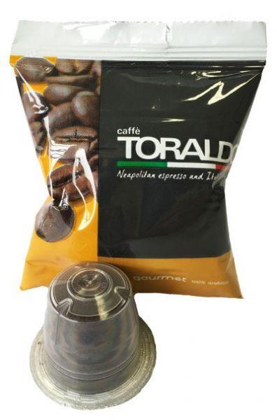 Toraldo Kaffee Kapsel Nespresso® kompatibel