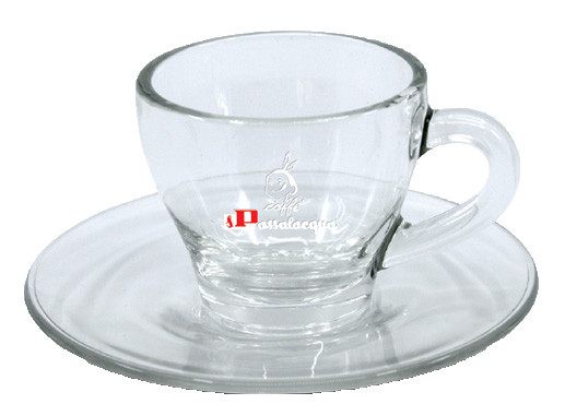Passalacqua Espressotasse Glas