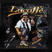 150 Lucaffe Pads Mr. Exclusive Espresso
