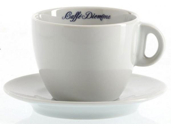 Caffe Diemme Milchkaffee Tasse