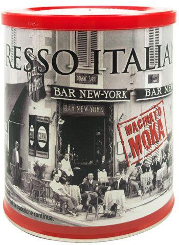 Caffe New York Moka Mahlung   250g Dose