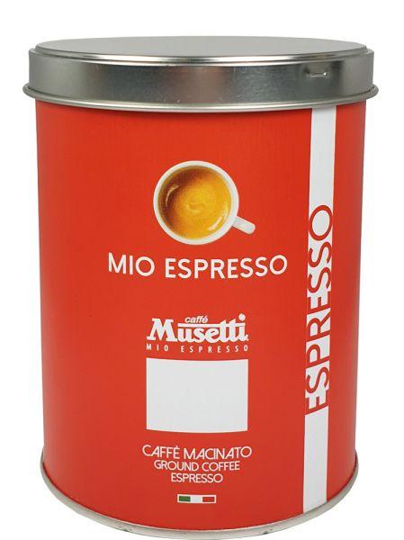 Musetti MIO Espresso 250g gemahlen