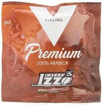 IZZO 100% Arabica Gold ESE Pad - altes Design