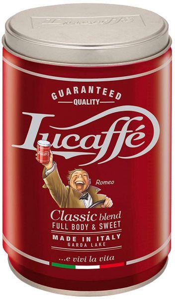 Lucaffe Espresso Classico gemahlen 250g