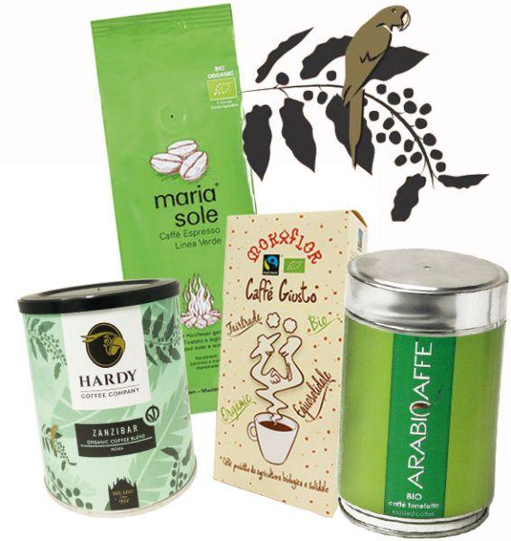 Bio Espresso Kaffee Bohne