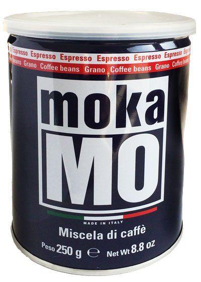 Mokamo Forte Espresso 250g gemahlen