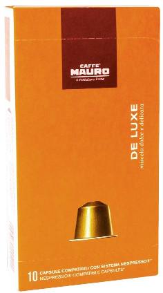 Mauro De Luxe Nespresso