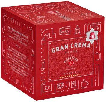 Mokaflor Nespresso Kapseln Gran Crema