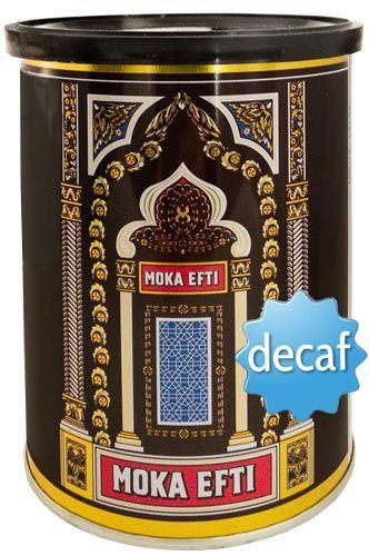 Moka Efti 250g ganze Bohne ohne Koffein
