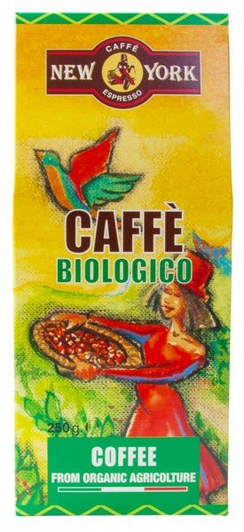 Caffe New York Bio Espresso Bohnen