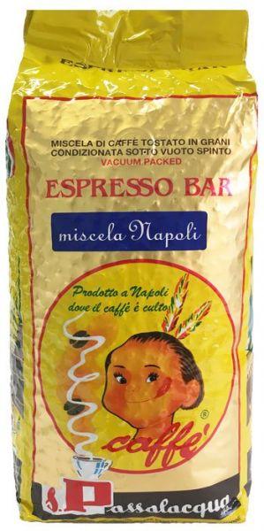 Passalacqua Espresso Miscela Napoli