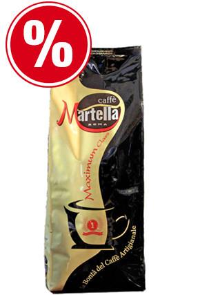 Martella Maximum Class Espresso Kaffee