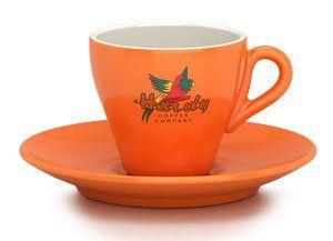 HARDY Espressotasse Orange