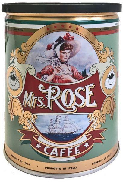 Mrs. Rose Espresso decaffeinato gemahlen