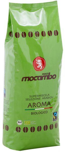 Mocambo AROMA Bio Espresso Kaffee 1000g