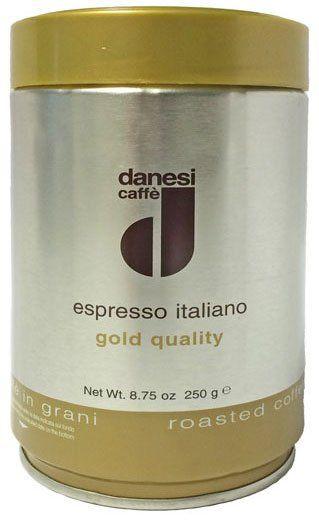 Danesi Kaffee Oro 250g Bohne