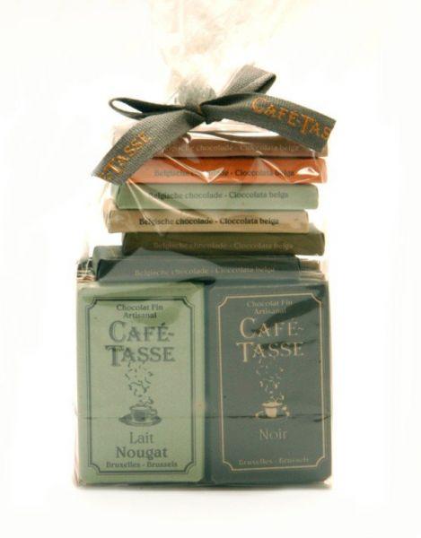 Cafe Tasse - Mini Schokoladen Täfelchen