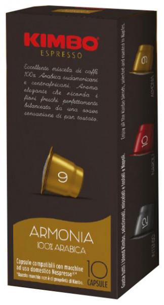 Kimbo Armonia Nespresso®*-kompatible Kapseln