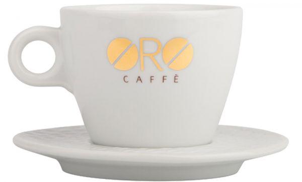 Oro Caffe Milchkaffeetasse
