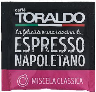 Caffe Toraldo Espresso ESE Pad Classica