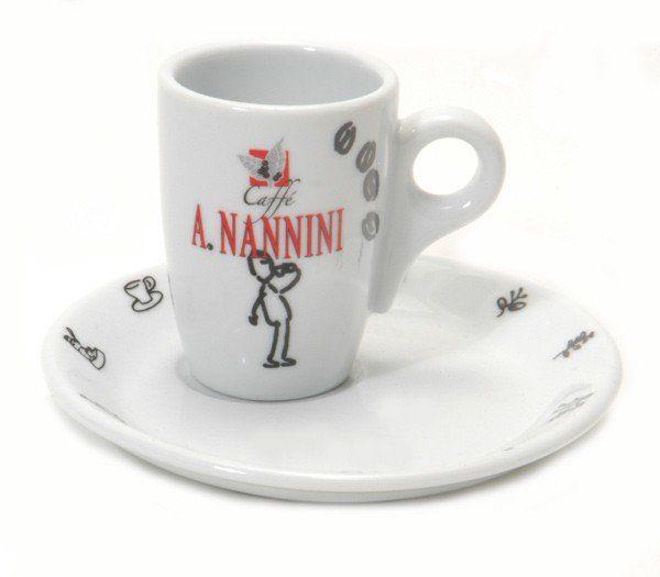 Nannini Espressotasse, asymetrisch