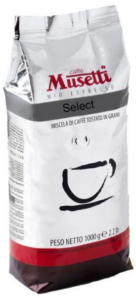Musetti Espresso Select 1000g Bohne