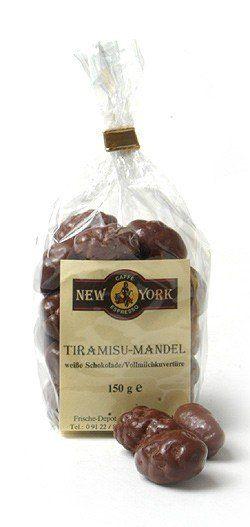 Caffé New York Tiramisu-Mandeln, 150 g