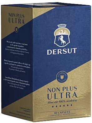 Dersut Non Plus Ultra Nespresso®*-kompatible Kapseln