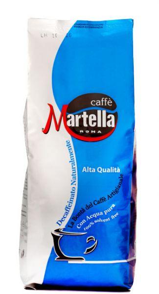 Martella Espresso Kaffee Decaffeinato ohne Koffein