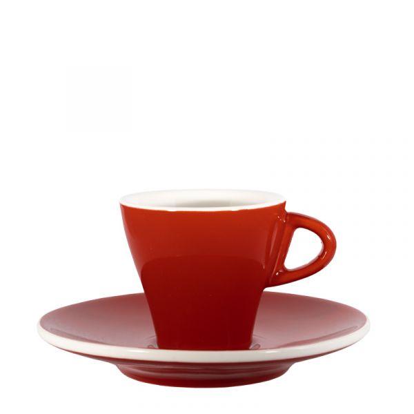 Espressotasse bunt - Rot