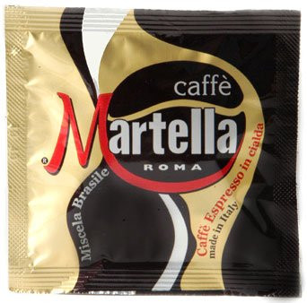Martella ESE Pads Kaffee Pads