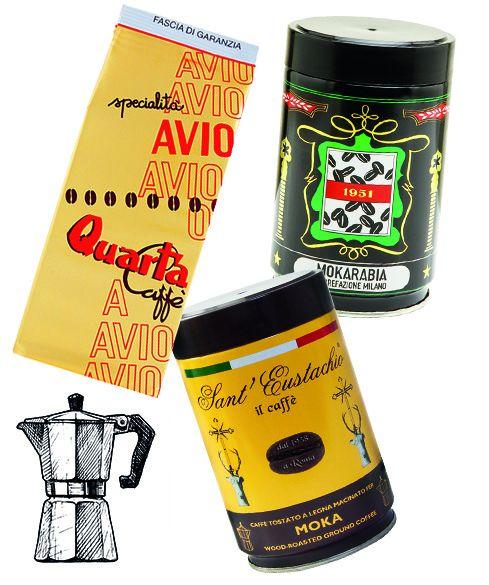 Espresso Probierset für Bialetti Kanne