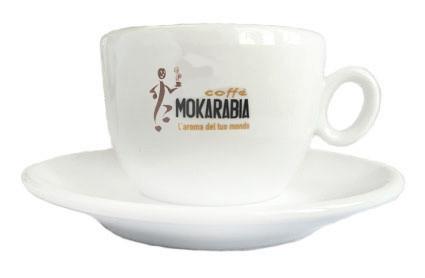 Mokarabia Cappuccinotasse
